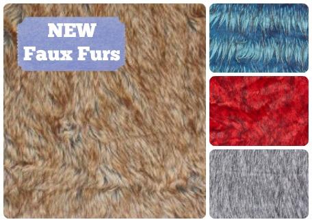 New Faux Furs