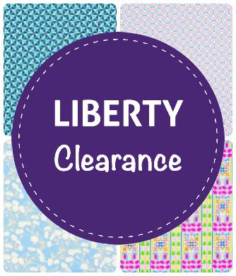 Liberty Clearance Fabrics