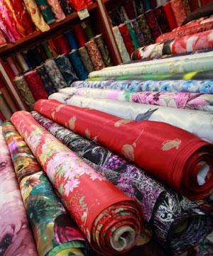 Polyester Prints & Plains