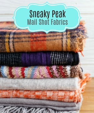 Clearance Fabrics & Packs