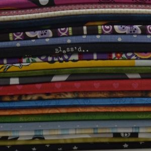 Print Cotton Craft Remnant Pack Multi 112cm