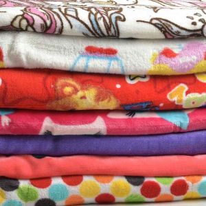 Print Cuddle Fleece Remnant Pack Multi  150cm