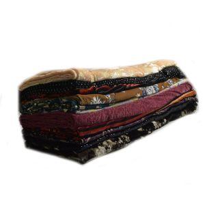 Print Spandex Velvet Fabric Remnant Pack Assorted 150cm - £5.95 per kilo