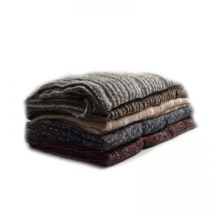 Metallic Boucle Knit Remnant Pack Assorted 148cm
