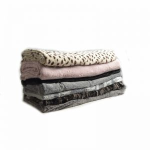 Two Tone Supersoft Fabric Remnant Pack Assorted 150cm