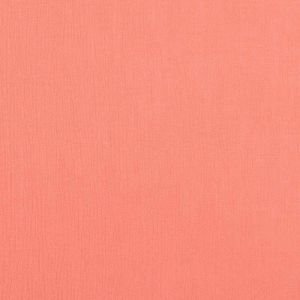 Crinkle Viscose Fabric 13 Coral 130cm