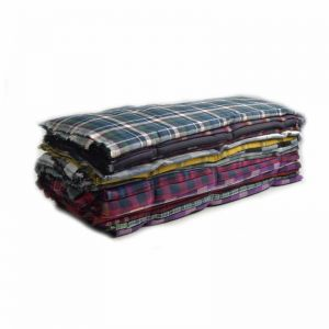 Brushed Cotton Checks Remnant Pack - Assorted 150cm