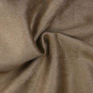 Plain Suede Scuba Fabric 33 Mink 160cm - £4.50 per metre