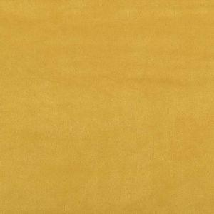 Plain Suede Scuba Fabric 97 Mustard 160cm