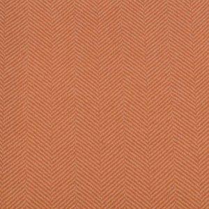Herringbone Jersey Knit Fabric 7 Rust 145cm