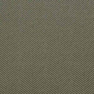 Herringbone Jersey Knit Fabric 14 Olive 145cm