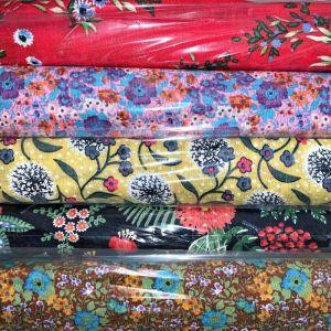 Vintaged Print Cotton Fabric Pack 148cm (5 Assorted Designs)