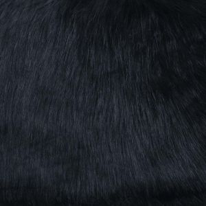 Hi Pile Faux Fur Fabric Midnight 150cm