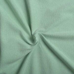 Plain Micro Fleece Fabric 1 Light Green 150cm