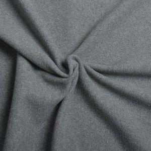 Plain Micro Fleece Fabric 3 Charcoal 150cm
