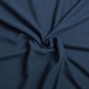 Plain Micro Fleece Fabric 10 Blue 150cm