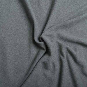 Plain Micro Fleece Fabric 12 Light Grey 150cm