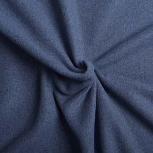 Plain Micro Fleece Fabric 14 Dark Navy 150cm