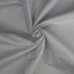 Plain Cotton Twill Fabric 1 White 145cm - £2.75 per metre