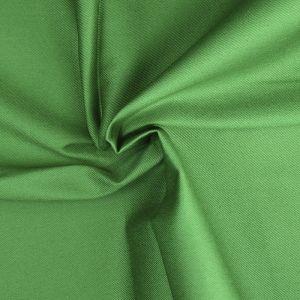Plain Cotton Twill Fabric 13 Green 145cm - £2.75 per metre