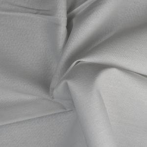 Plain Cotton Linen Fabric  1 Off White 135cm - £2.99 per metre
