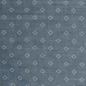 Embossed Cotton Blend Fabric - TC1056 - 4 Denim Blue 145cm