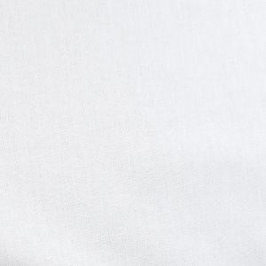 Washed Finish Calico Fabric White 150cm