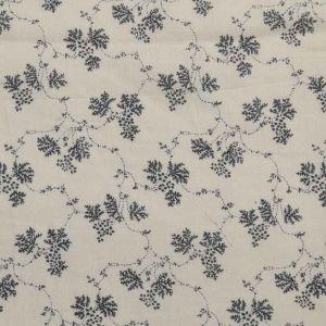 Gypsophila Print Javanaise Viscose Fabric  48 Latte 150cm