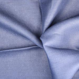 Plain 14s Linen Fabric 91 Navy 138cm - £6.50 per metre