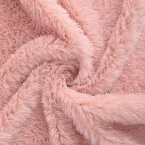 Flash Fur Fabric 6 Blush 160cm - £4.99 per metre